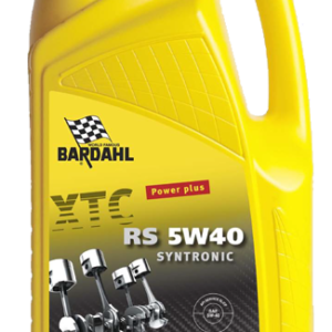 Bardahl RS 5W40 Syntronic olie