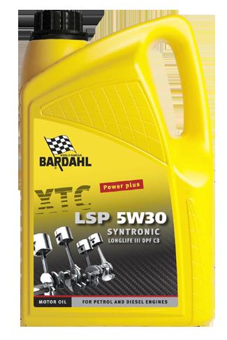 Bardahl 5W30 syntronic longlife olie
