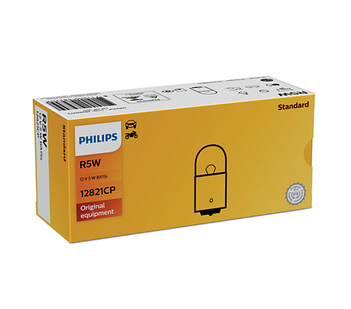 R5W Philips