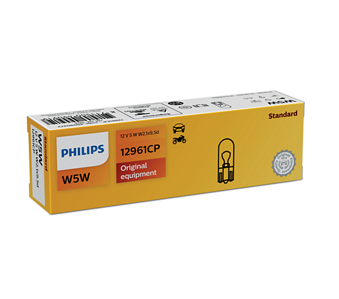 W5W Philips